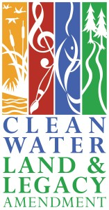 logo for the Clean Water Land and Legacy Amendment of MN